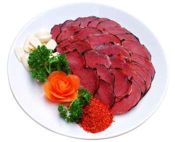 阆中张飞牛肉名称的来历与历史考究---千米饮食网