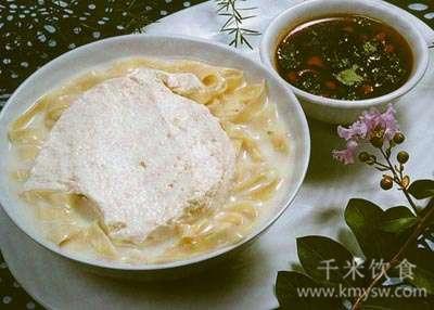 自贡富顺豆花的历史及豆花文化---千米饮食网