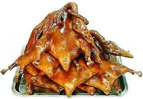 四川四大名鸭之一:金字熊鸭的来历---千米饮食网