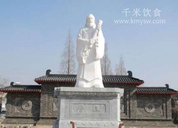 川菜燕蒸帮供奉的饮食业祖师爷---千米饮食网
