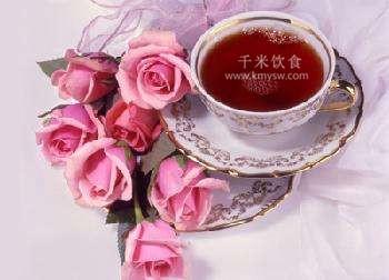 杨贵妃最爱荔枝红茶---千米饮食网