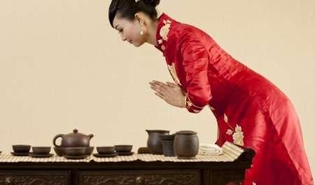 """为什么第一道茶水称为""""琛瓯洗尘""""---千米饮食网"""