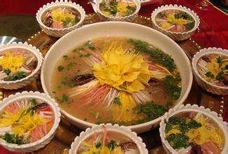 洛阳假燕菜的由来---千米饮食网