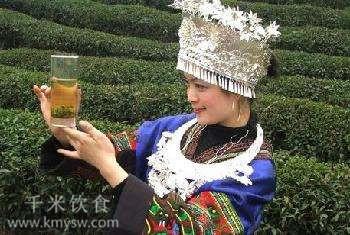 都匀毛尖茶的历史典故---千米饮食网