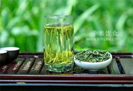 龙井茶的传说---千米饮食网