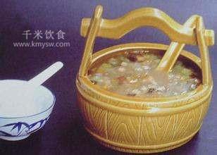 麦蚕豆干粥的历史典故---千米饮食网