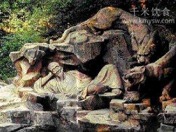 关于茶的传说:神农与茶、陆羽煎茶---千米饮食网