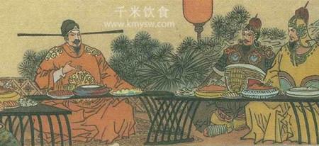 酒与政治:赵匡胤杯酒释兵权---千米饮食网