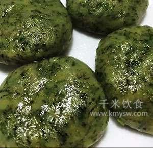 三月三鬼节吃水菊粑:太湖的传统美食---千米饮食网