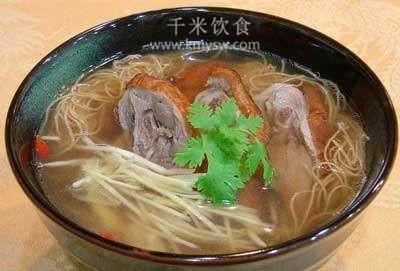 九天玄女与福州线面的传说---千米饮食网