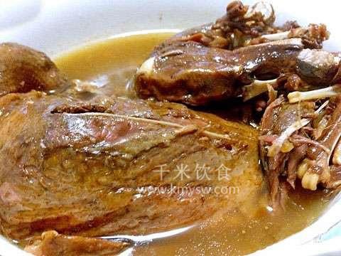 """江南第一鸭""""陈氏炖鸭""""的由来典故---千米饮食网"""
