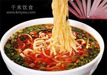 周文王与岐山臊子面典故传说---千米饮食网