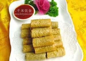 赵匡胤与豆油藕卷的典故传说---千米饮食网