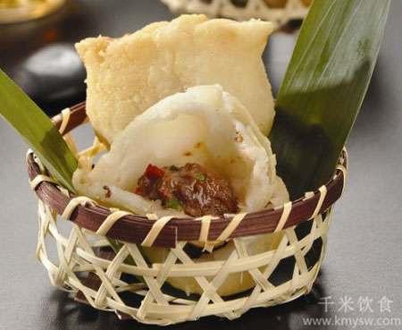 朱元璋与牛肉抠饺的典故传说---千米饮食网