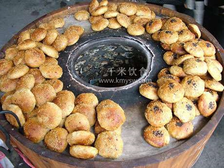 程咬金与金华酥饼的典故传说---千米饮食网