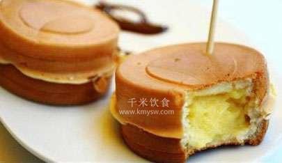 车轮饼的由来的典故和传说---千米饮食网