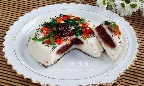 和珅与杨村糕干的典故传说---千米饮食网