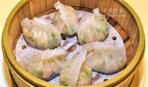 娥姐粉果的典故传说---千米饮食网(www.kmysw.com)