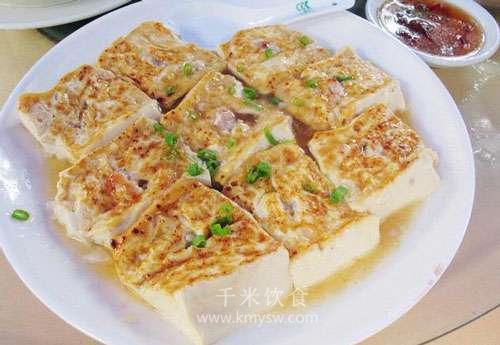 朱元璋与瓤豆腐的典故传说---千米饮食网(www.kmysw.com)
