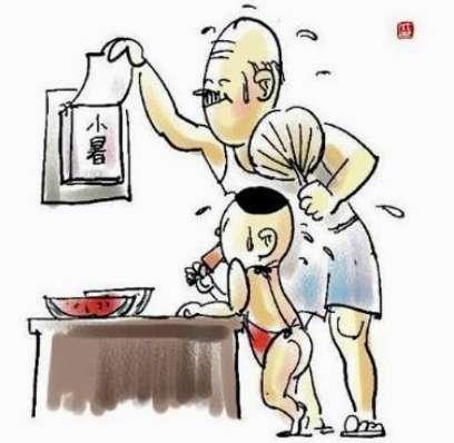 小暑节气的名字由来及养生注意事项---千米饮食网(www.kmysw.com)