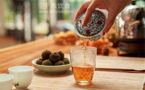 长期性的大量喝茶,会对肾有影响吗?