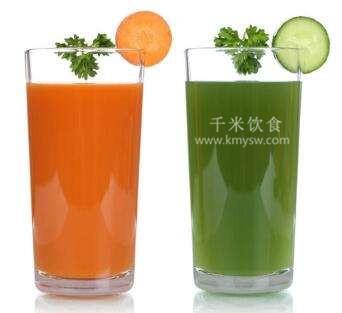 蔬菜汁是生的吗?蔬菜汁能生喝吗?---千米饮食网