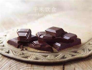 黑巧克力竟然能改善视力?---千米饮食网