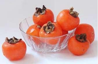 柿子食用注意事项,柿子不能和哪些食物食用