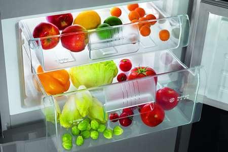 冰箱贮存蔬果必备常识---千米饮食网