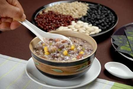 春季给小孩吃点粗粮调脾胃---千米饮食网