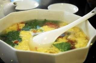 漂亮的蛋花汤做法技巧
