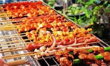 中国烧烤文化的起源