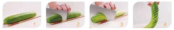 黄瓜营养功效、相克相宜及预处理