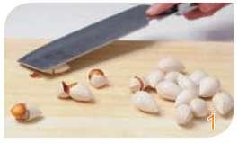 白果营养功效、相克相宜及预处理