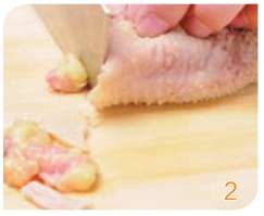 鸡肉营养功效、相克相宜及预处理