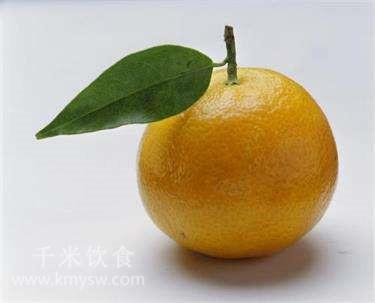橘子叶有什么作用?橘子叶的功效与作用---千米饮食网