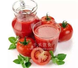 番茄红素的功效与作用及百科常识---千米饮食网(www.kmysw.com)