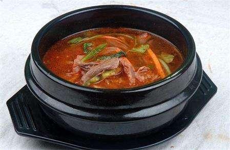 狗肉汤的做法及介绍