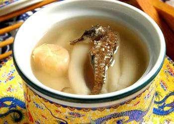 珍珠鹿尾汤的做法及介绍