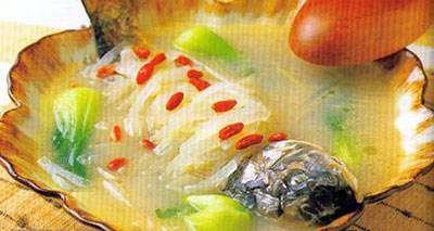 头尾氽汤的做法及介绍---千米饮食网