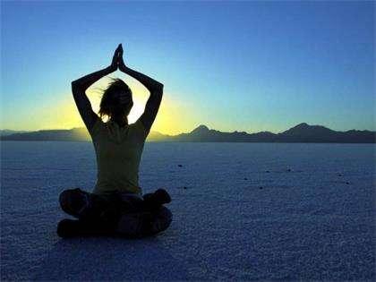 瘦身瑜伽的6个经典动作