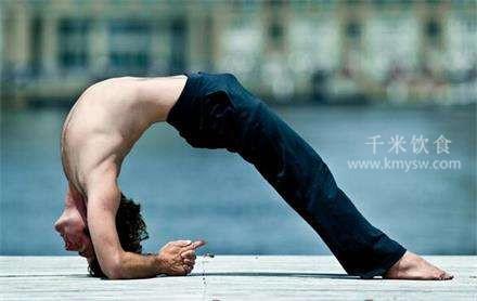 男人练瑜伽的五大绝对理由---千米饮食网