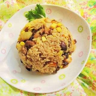 花样米饭更健康---千米饮食网