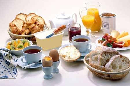 怎样吃早餐才不容易胖?