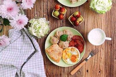 6类不健康早餐---千米饮食网