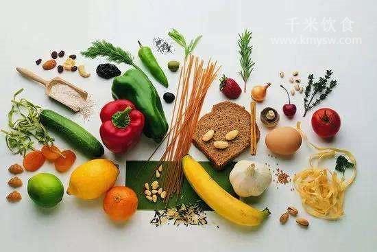 饮食健康的关键---千米饮食网
