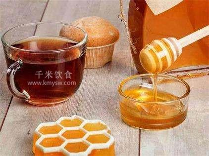 蜜糖红茶可养护肝胃---千米饮食网