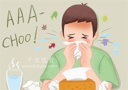 秋冬季流感和新冠会重叠?预防流感,这些手段最有效!---千米饮食网