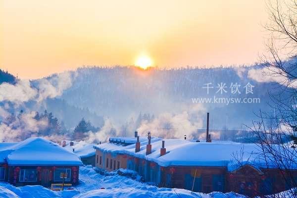 冬季养生保健不可少的的三大定律---千米饮食网