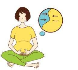 冥想呼吸 让压力飞出体外---千米饮食网